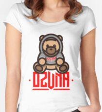 OZUNA LOGO New Design Best T-shirt Women's Fitted Scoop T-Shirt