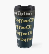 RuneScape-Choose Option Travel Mug