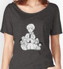 Steve Stranger Things Funny Women's Relaxed Fit T-Shirt
