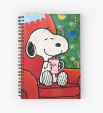 Snoopy Spiral Notebook