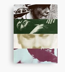 The Smiths Albums Canvas Print