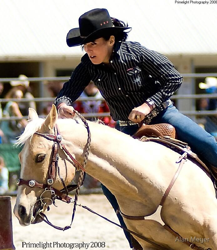 Marrabel Rodeo 2008 by Alan Meyer