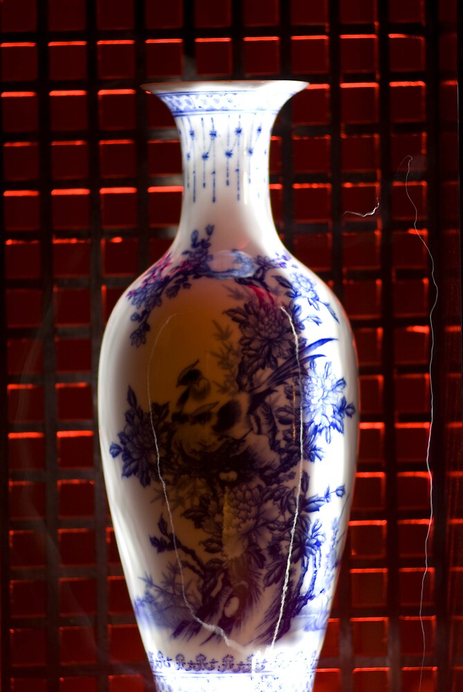 Chinese Vase by tristanchan