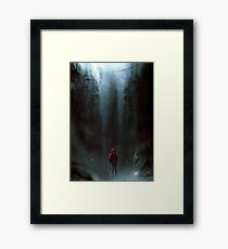 ANX Framed Print