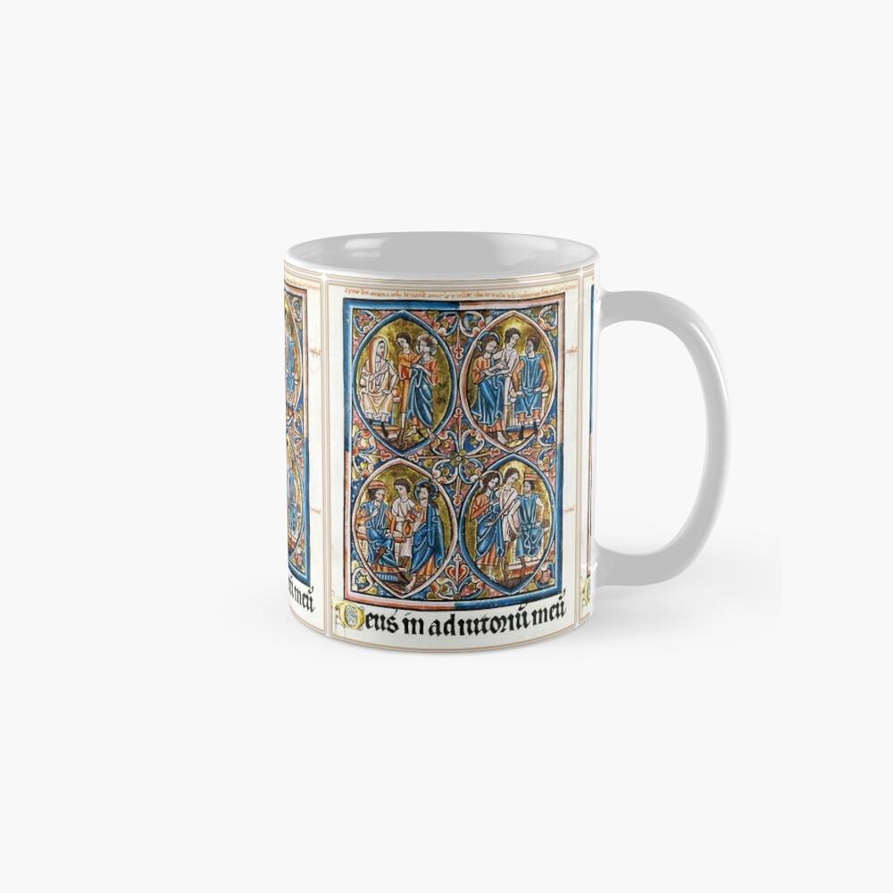 Illuminated New Testaments Christ Judged Mugs