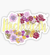 Michoacan Sticker