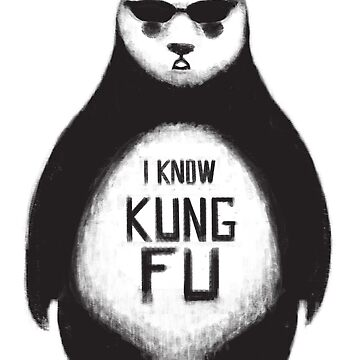 I know Kung Fu by MikeRush