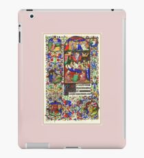 Illuminated New Testaments Assumption of Virgin Mary iPad Case/Skin
