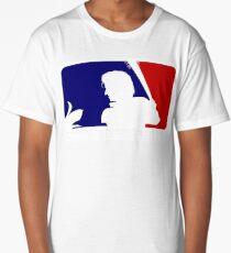 Stranger League Baseball Long T-Shirt