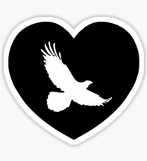 Bird Love | I Heart... Sticker