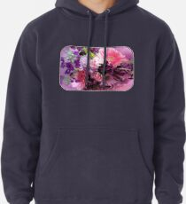 A Passion for Pink and Purple Pullover Hoodie