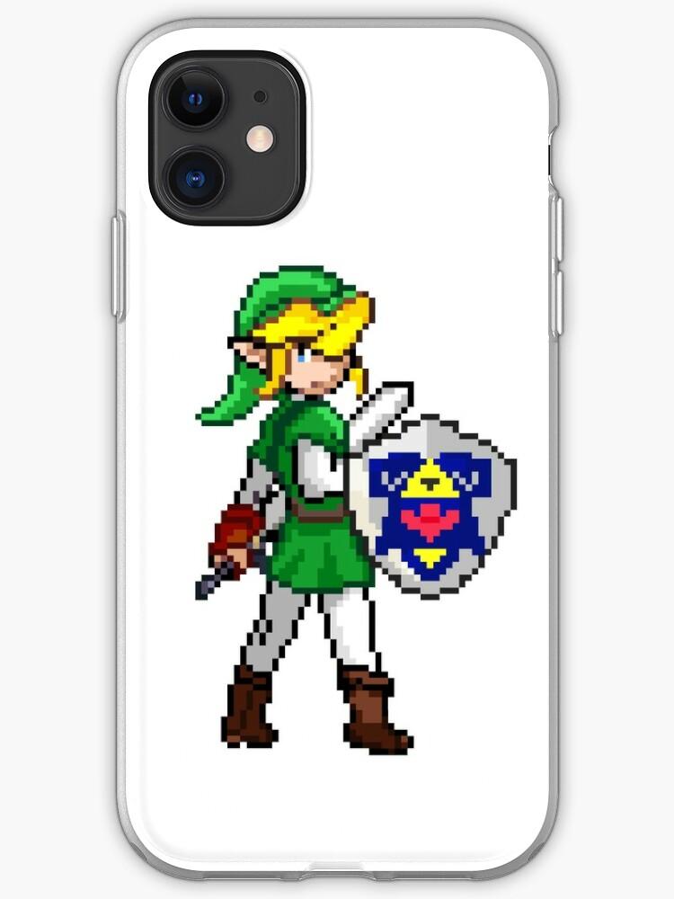 Zelda Pokemon iphone case