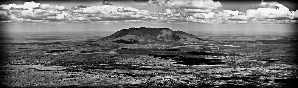 Maasai Steppe by Scott Ward