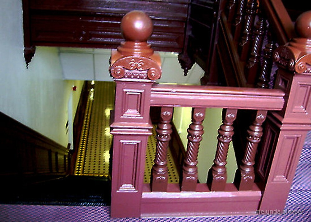 stairs by melynda blosser