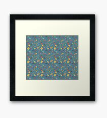 A Life Aquatic Framed Print
