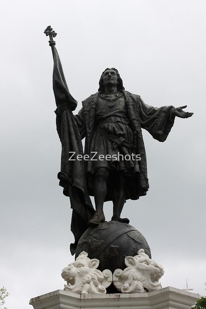 Columbus Day by ZeeZeeshots