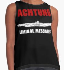 Achtung - SUB liminal Messages - U-Boat Contrast Tank