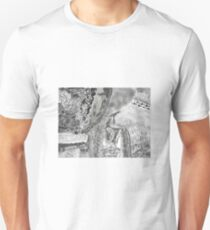Kitty in the brush T-Shirt