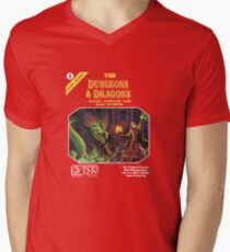 Dungeons and Dragons Basic Rulebook (Remastered) T-Shirt