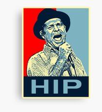 good hip Canvas Print