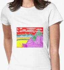 Purple Grass T-Shirt