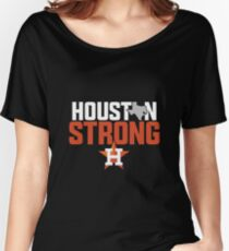Houston Strong Women's Relaxed Fit T-Shirt