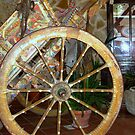 Sicilian Carriage_the Painting by Rosy Kueng Photography