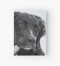 Snowy Hardcover Journal