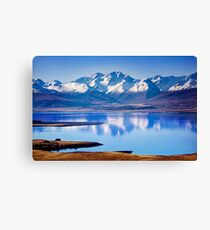 Lake Tekapo Canvas Print
