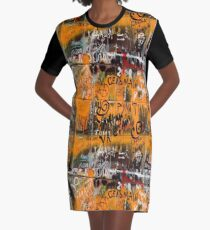 Graffity Graphic T-Shirt Dress
