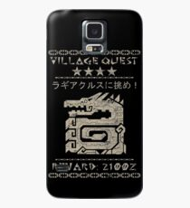 Village Quest - Lagiacrus Case/Skin for Samsung Galaxy