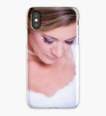 Bride Portrai iPhone Case/Skin