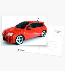 Mazdaspeed3 Postcards