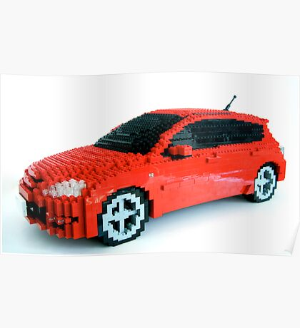 Mazdaspeed3 Poster