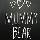 Love Mummy Bear by kevsphotos2008