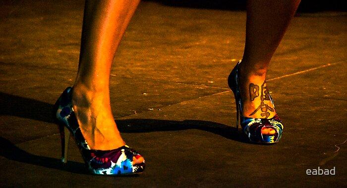 Bailando con Lorena C by eabad