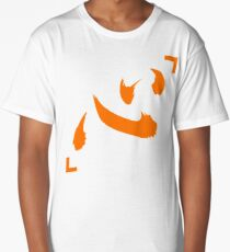 Netero Lucky Shirt Symbol (Heart/Mind) Anime Shirt Long T-Shirt