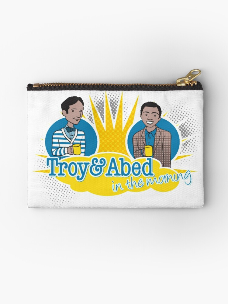 troy and abed in the morning by porubulere