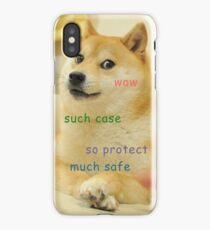 Doge Protect Case iPhone Case/Skin