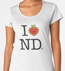 Camiseta premium para mujer I Heart New Donk