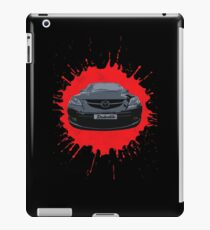 M3 MPS - Red  iPad Case/Skin