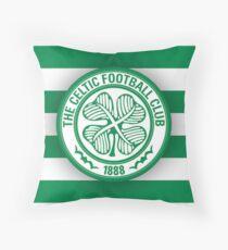 celtic blaster Throw Pillow