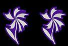 Purple Flower by KazM