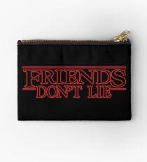 Friends dont lie Studio Pouch