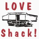 Love Shack by Kent  Palmer