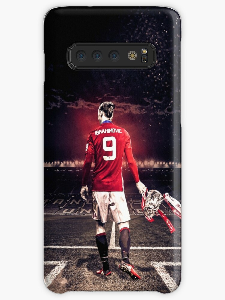 'Zlatan Ibrahimovic - Manchester United ' Case/Skin for Samsung Galaxy by  RobSpink