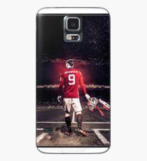 Zlatan Ibrahimovic - Manchester United. Case/Skin for Samsung Galaxy