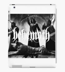 the satanist iPad Case/Skin