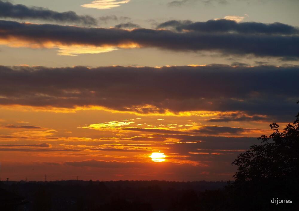 Tonight's Sunset by drjones