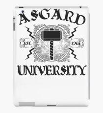 Asgard University iPad Case/Skin